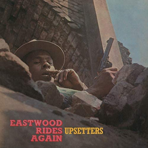 UPSETTERS & LEE SCRATCH PERRY : EASTWOOD RIDES AGAIN (1970) LP 2020 REPRESS ON 180 GRAM VINYL LIMITED 1000 ORANGE WORLD WIDE.