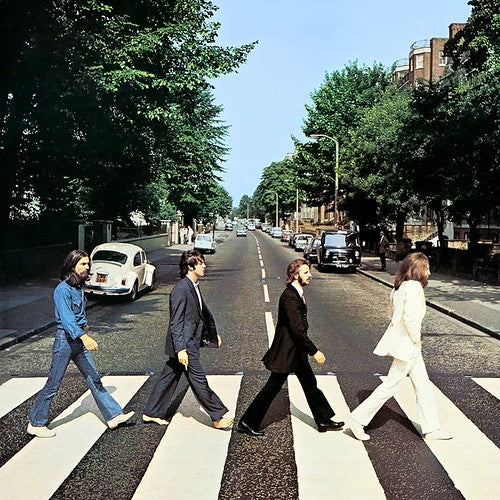 BEATLES, THE: ABBEY ROAD (2019 REMASTER) (1CD)