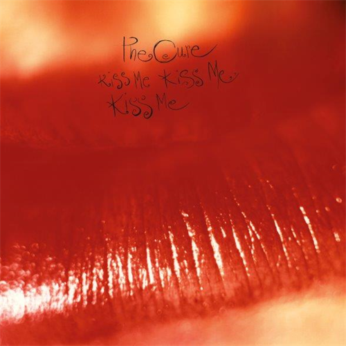 CURE, THE: KISS ME KISS ME
