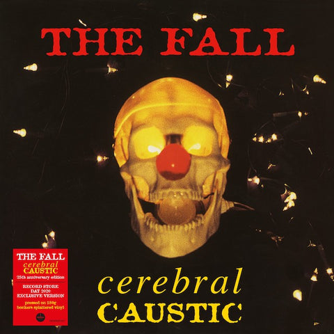 FALL, THE: CEREBRAL CAUSTIC SPLATTERED VINYL RSD AUGUST 2020