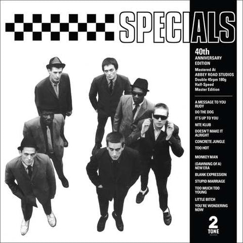 SPECIALS, THE: SPECIALS (40TH ANNIVERSARY EDITION)