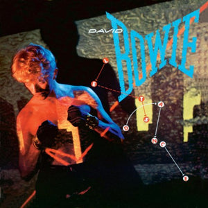 BOWIE, DAVID : LET'S DANCE (1983) LP 2019 REMASTERED REISSUE 180 GRAM