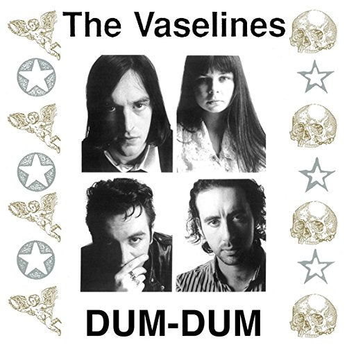 VASELINES, THE: DUM-DUM (1989) LP 2018 REISSUE