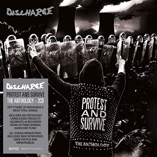 DISCHARGE: PROTEST AND SURVIVE - THE ANTHOLOGY