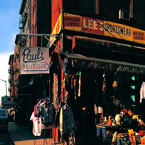BEASTIE BOYS: PAUL'S BOUTIQUE (2019 2LP)