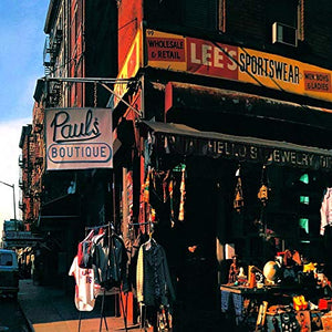 BEASTIE BOYS : PAUL'S BOUTIQUE (2019) 2XLP A PROPER REMASTER OF A MASTERPIECE FROM 1989 IN MEGA FOLD OUT SLEEVE.