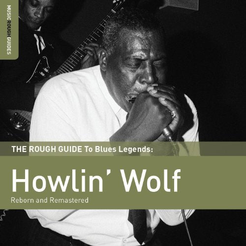 HOWLIN' WOLF : THE ROUGH GUIDE TO (2019) LP