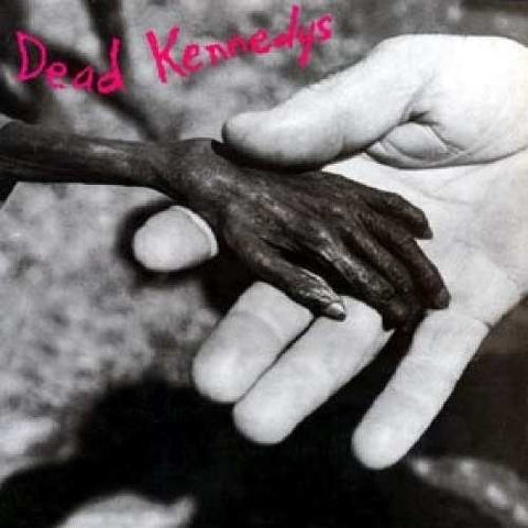 DEAD KENNEDYS : PLASTIC SURGERY DISASTERS (1982) LP 2013 REISSUE GATEFOLD SLEEVE