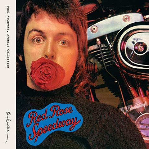 MCCARTNEY, PAUL & WINGS: RED ROSE SPEEDWAY (2018 REMASTER)