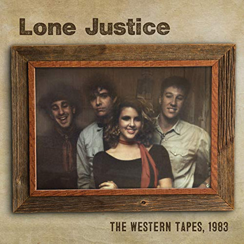 LONE JUSTICE: THE WESTERN TAPES EP