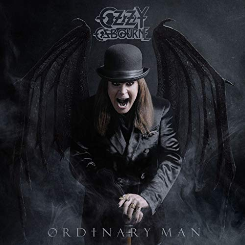 OSBOURNE,  OZZY : ORDINARY MAN (2020) LP IN GATEFOLD SLEEVE