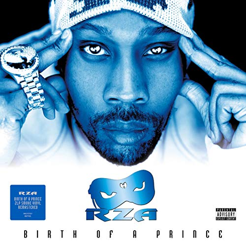 RZA : BIRTH OF A PRINCE (2019) REMASTERED RE ISSUE OF 2003 RZA RELEASE : 2XLP