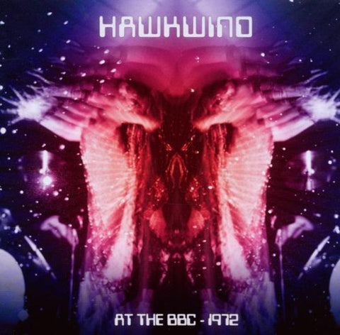 HAWKWIND: LIVE AT THE BBC 1972 2LP RSD AUGUST 2020 LP