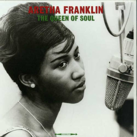 FRANKLIN, ARETHA: THE QUEEN OF SOUL (2018) LP