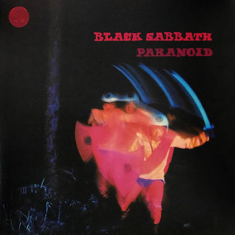 BLACK SABBATH : PARANOID (1970) LP 2015 REISSUE IN GATEFOLD SLEEVE