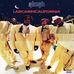 THE PHARCYDE : LABCABINCALIFORNIA - 2018 RE ISSUE OF THE 1995 HIP HOP CLASSIC 2 X LP
