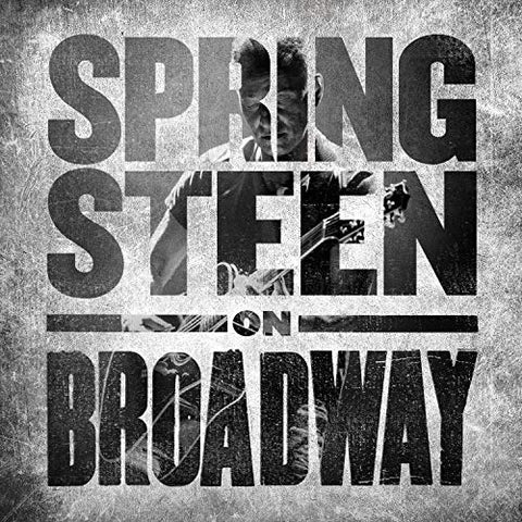 SPRINGSTEEN, BRUCE: SPRINGSTEEN ON BROADWAY