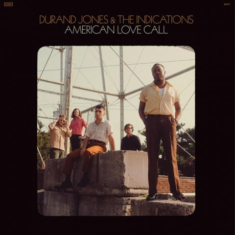 JONES, DURAND & THE INDICATIONS: AMERICAN LOVE CALL (2019) CD & LP