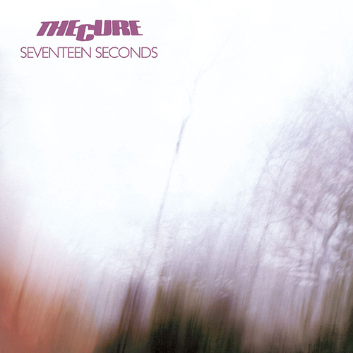 CURE, THE : SEVENTEEN SECONDS (1980) LP 2016 ROBERT SMITH REMASTERED REISSUE 180 GRAM VINYL