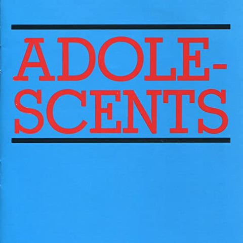 ADOLESCENTS : ADOLESCENTS (1981) LP 2005 REISSUE