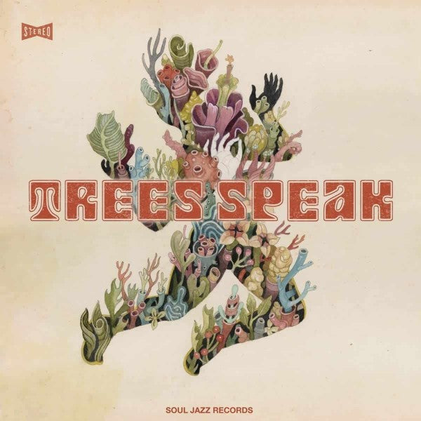 TREES SPEAK: SHADOW FORMS (2020) CD /// LP WITH 7INCH