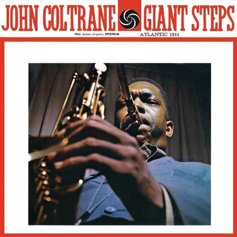 COLTRANE, JOHN : GIANT STEPS (1960) LP REPRESS