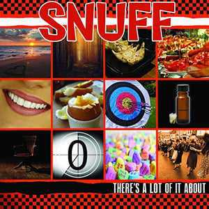 SNUFF: THERE'S A LOT OF IT ABOUT (2019) LP