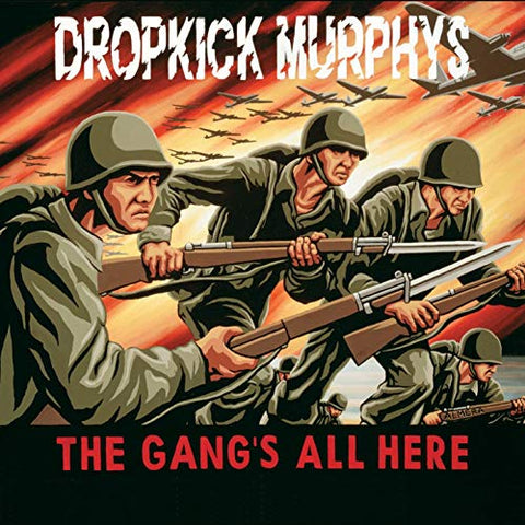 DROPKICK MURPHYS, THE : THE GANG IS ALL HERE (1999) LP