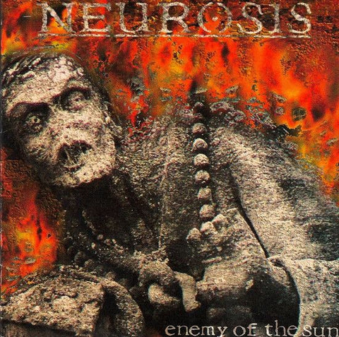 NEUROSIS: ENEMY OF THE SUN (WITH BONUS TRACKS) USED CD