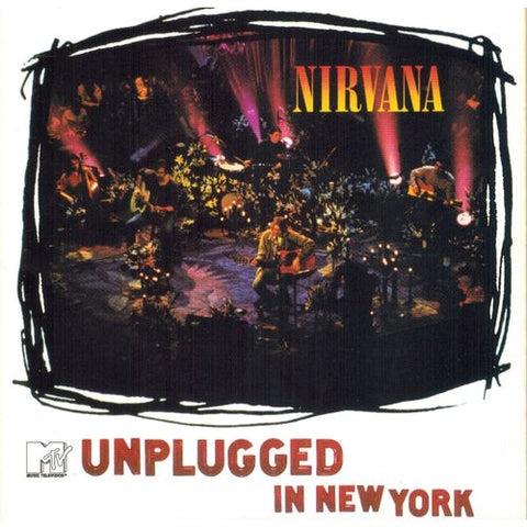 NIRVANA: LIVE MTV UNPLUGGED (25TH ANNIVERSARY EDITION)