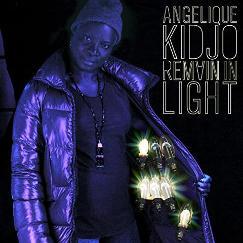 KIDJO, ANGELIQUE : REMAIN IN LIGHT (2018) LP