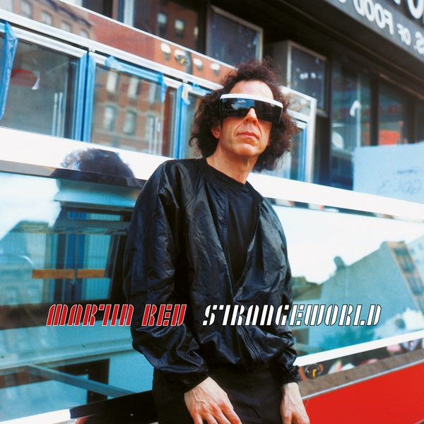 REV, MARTIN: STRANGEWORLD (2000) 2020 REISSUE CD /// LP