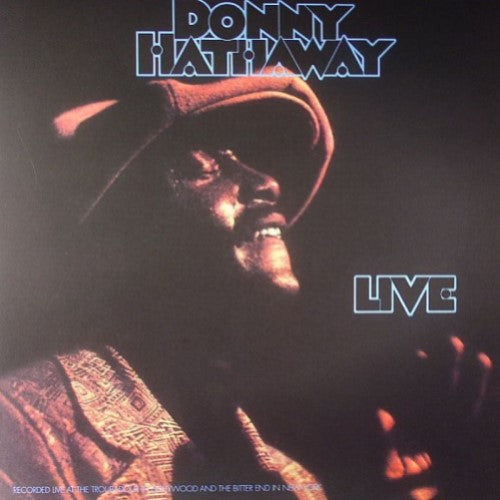 HATHAWAY, DONNY : LIVE (1972) 2016 REISSUE 180 GRAM IN GATEFOLD SLEEVE