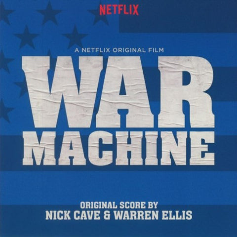 CAVE, NICK & ELLIS, WARREN: WAR MACHINE OST