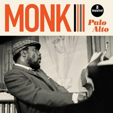 MONK, THELONIOUS: PALO ALTO (2020) CD //// LP