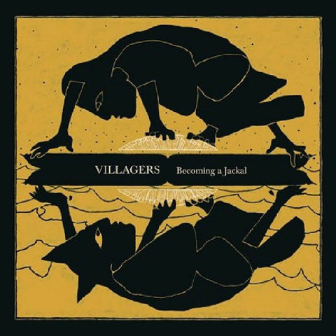 VILLAGERS: BECOMING A JACKAL (RED & GOLD VINYL) RSD AUGUST 29TH 2020 LP