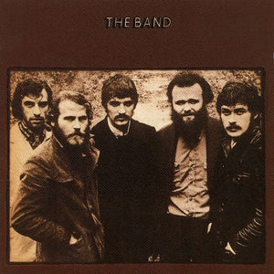 BAND, THE : THE BAND (2LP) (1969) 2CD /  2LP 45RPM 2019 50TH ANNIVERSARY EDITION