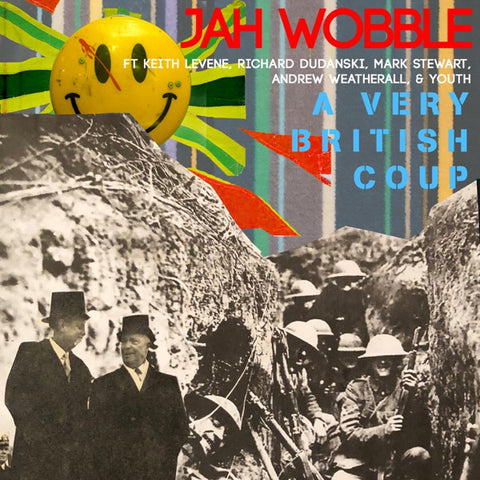 WOBBLE, JAH: A VERY BRITISH COUP RSD AUGUST 2020 12""