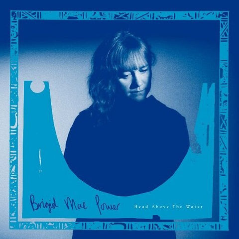 POWER, BRIGID MAE: HEAD ABOVE THE WATER (2020) LP LIMITED EDITION ON WHITE VINYL