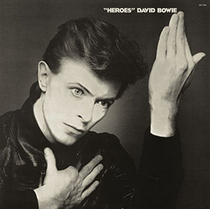 BOWIE, DAVID : HEROES (1977) CD / LP 2018 REMASTERED 180 GRAM VINYL