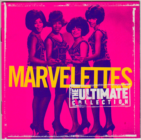 MARVELETTES, THE: THE ULTIMATE COLLECTION USED CD