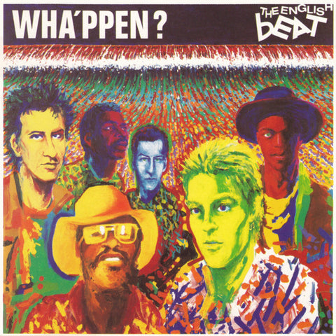 BEAT, THE: WHA'APPEN? (US) USED CD