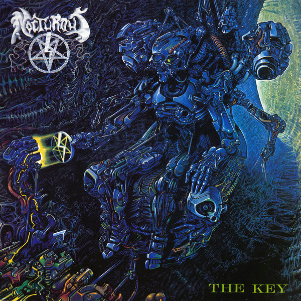 NOCTURNUS: THE KEY (1990) 2020 REPRESS LP