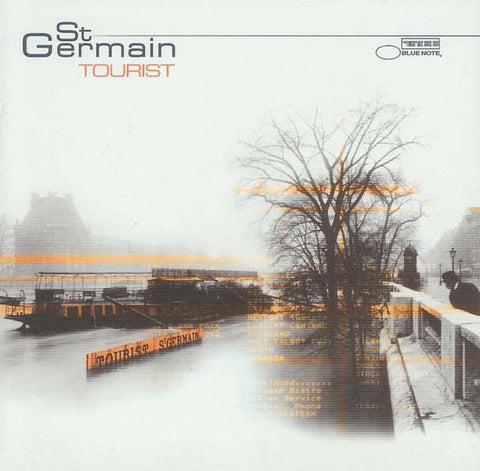 ST GERMAIN: TOURIST USED CD