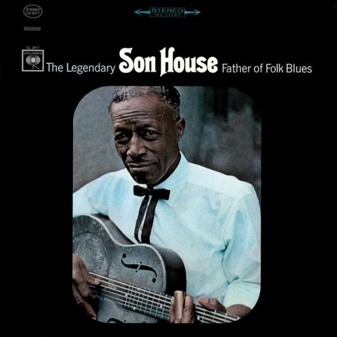 HOUSE, SON: FATHER OF THE FOLK BLUES (1965) 2018 VINYL LP REISSUE