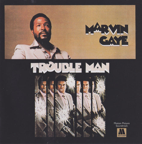 GAYE, MARVIN: TROUBLE MAN USED CD