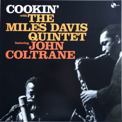 DAVIS, MILES QUINTET : COOKIN' WITH