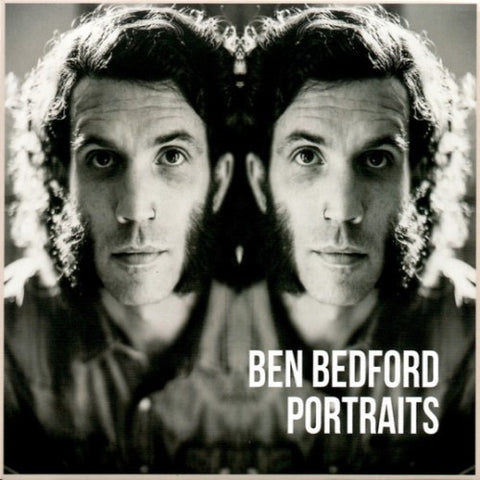 BEDFORD, BEN: PORTRAITS (2020) CD