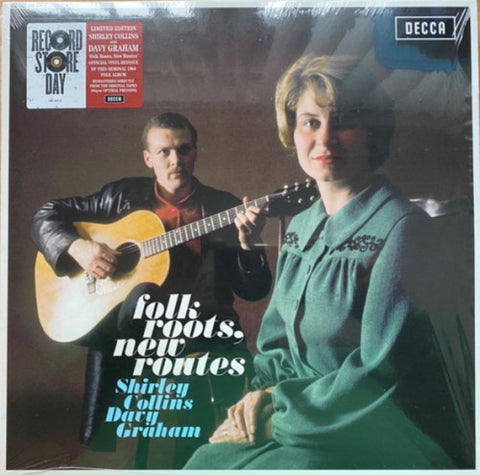 COLLINS, SHIRLEY & GRAHAM, DAVY: FOLK ROOTS RSD AUGUST 2020 LP