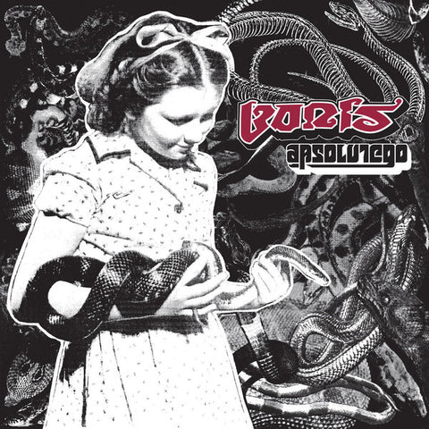 BORIS: ABSOLUTEGO (1996) 2020 2LP REISSUE